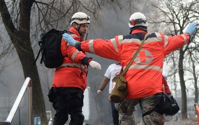 Фото: представители Красного Креста Украины могут остаться без госфинансирования