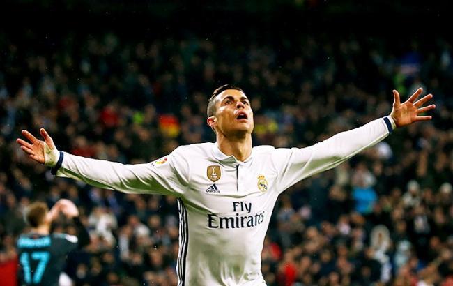 Роналду першим в історії забив 100 голів у Лізі чемпіонів
