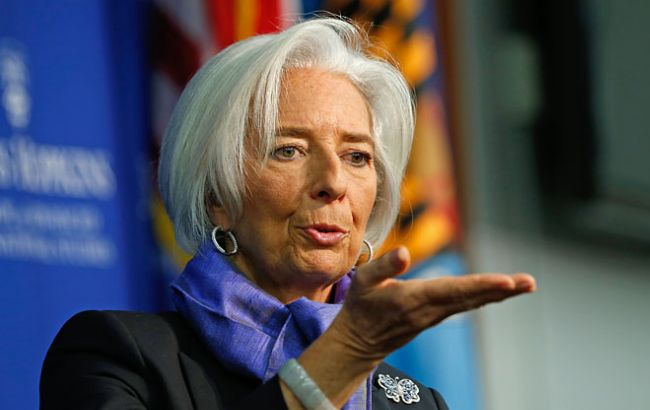 Фото: Украина получит третий транш МВФ