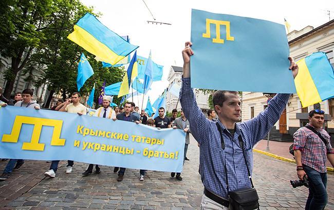В парламенте определятся со статусом крымскотатарского народа в Украине