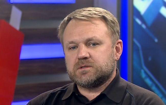 Фото: Виталий Кропачов в эфире NewsOne