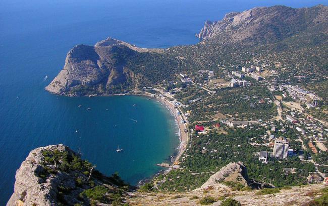 Кримське узбережжя