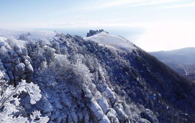 Фото: кримські гори