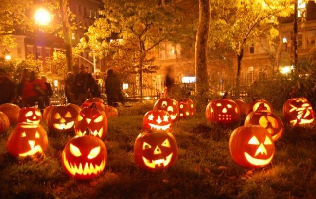 Фото: Праздник Хэллоуин (nv.ua)