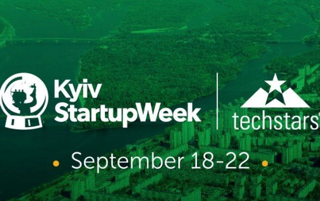 Вперше в Україні офіційно відбудеться Techstars Startup Week Kyiv
