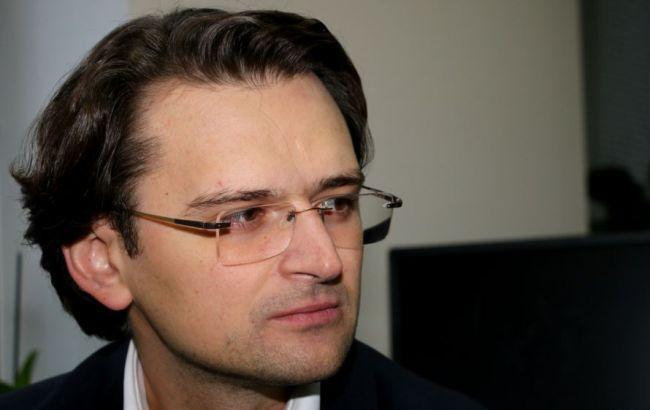 Фото: постійний представник України при Раді Європи Дмитро Кулеба
