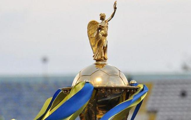 Фото: полуфиналисты Кубка Украины