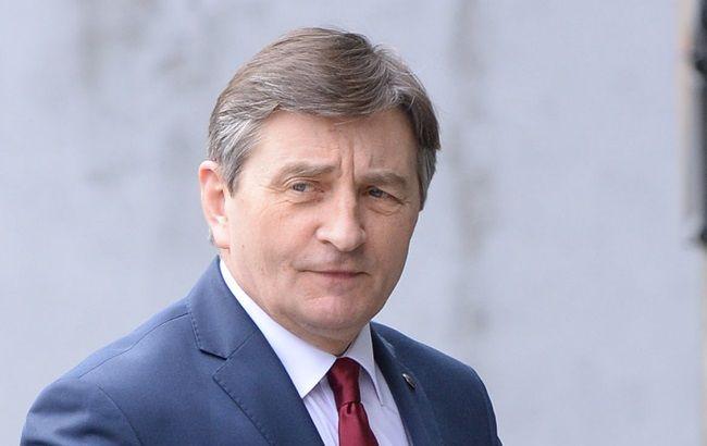 Фото: спикер польского сейма Марек Кухцинский