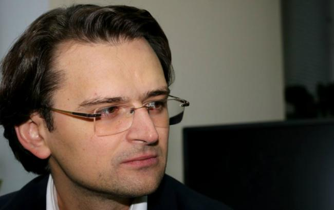 Украина отправила России ноту в связи с задержанными спецназовцами