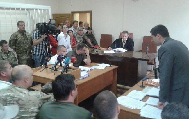 Фото: суд з обрання запобіжного заходу Костянтину Кулику