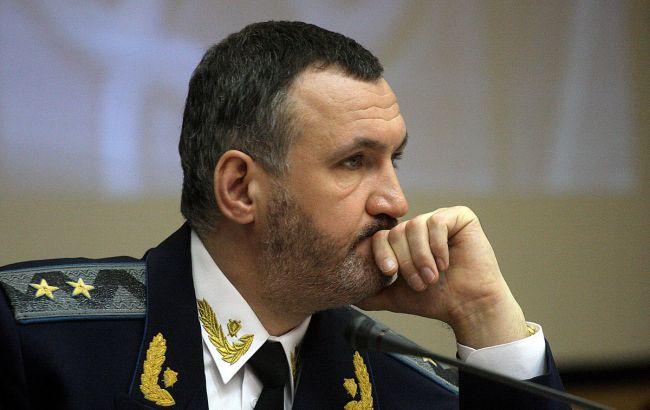 Фото: колишній заступник глави ГПУ Ренат Кузьмін