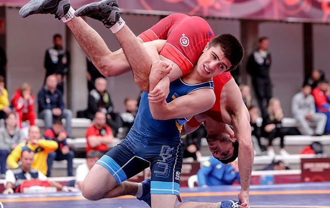 Україна завоювала перші медалі чемпіонату Європи з боротьби