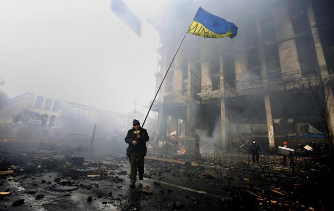 Фото: Революции Достоинства