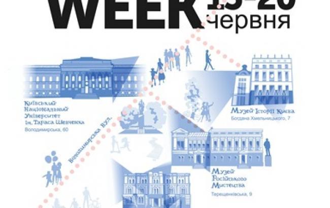 Тиждень Мистецтва: Kyiv Art Week