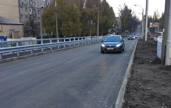 Напересечении Комарова иГавела— ремонт
