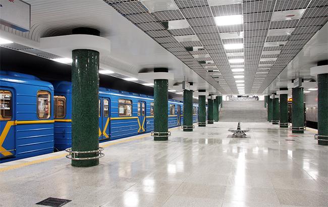 Фото: Київський метрополітен