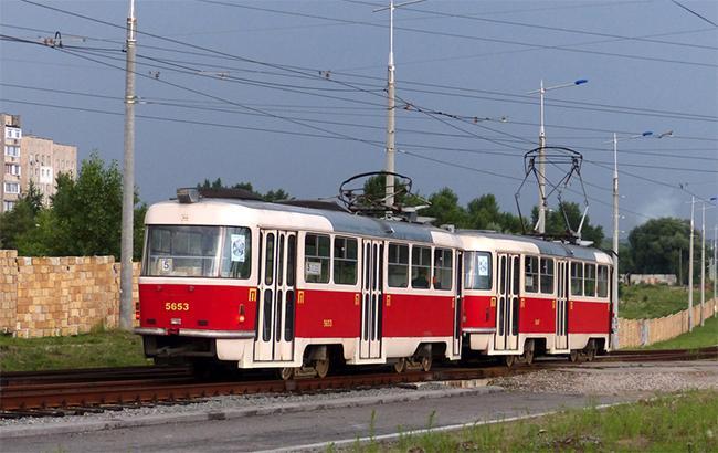 Фото: Трамвай (kyivcity travel)
