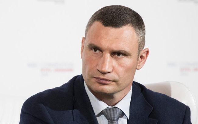 Кличко: коронавирус распространяется и охватывает Киев