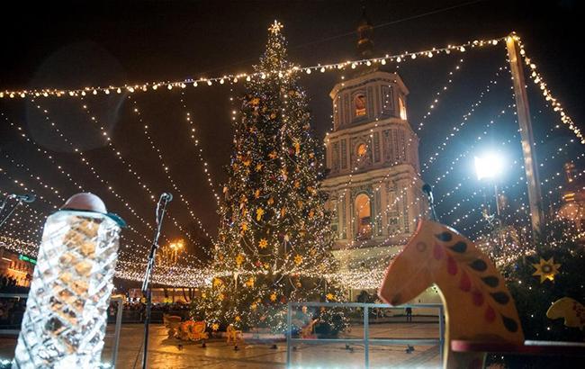 Украинцы в новогоднюю ночь установили праздничный рекорд