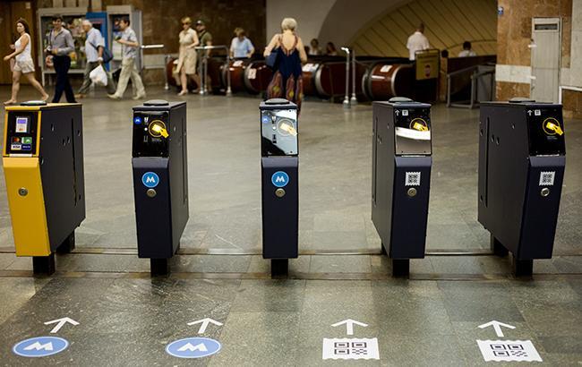 Подорожание проезда: в киевском метро образовались очереди (фото)
