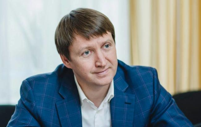 Фото: министр аграрной политики и продовольствия УкраиныТарас Кутовой