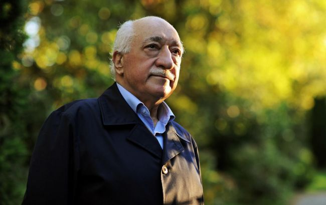 Фото: опозиційний турецький імам Фетхуллах Гюлен