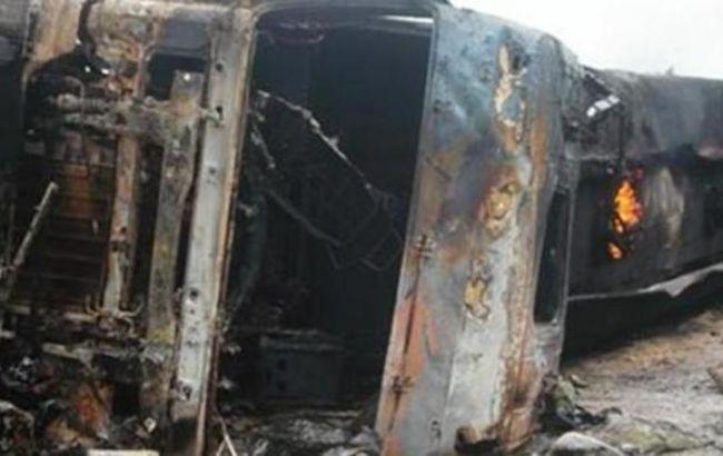 Фото: вибух стався на кордоні з Малаві