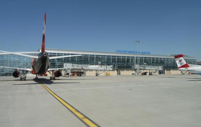 Фото: аеропорт Львова