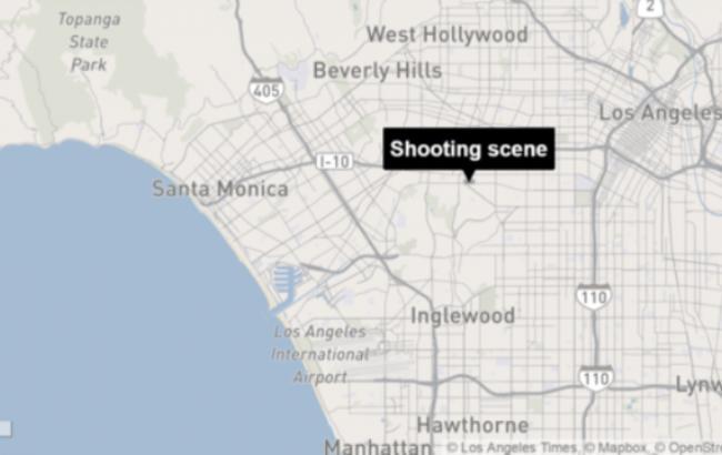 ВЛос-Анджелесе произошла стрельба навечеринке, необошлось без жертв