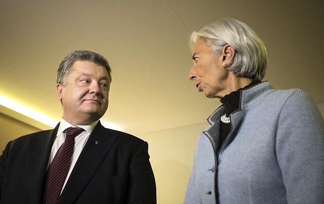 Україна бачить можливість взяти на себе наступні зобов'язання для отримання нового траншу МВФ