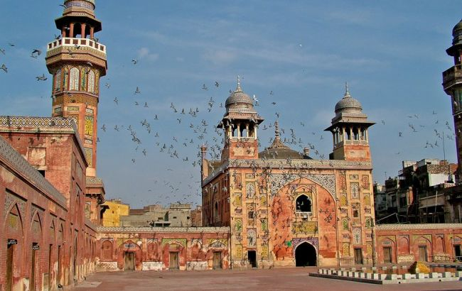 Фото: город Лахор