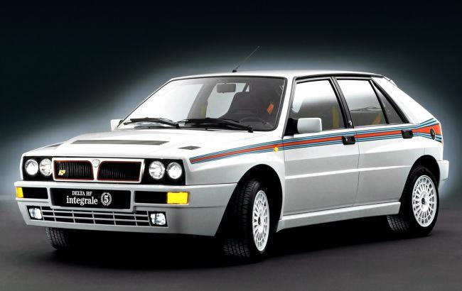 Lancia возродит легендарную модель Delta в образе электромобиля