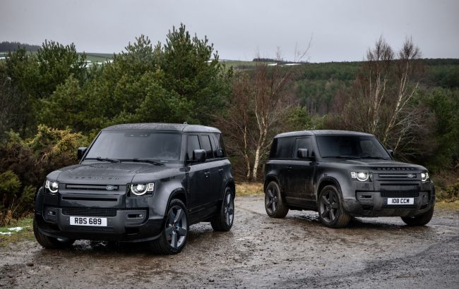 У Land Rover Defender появится роскошная версия на платформе Range Rover