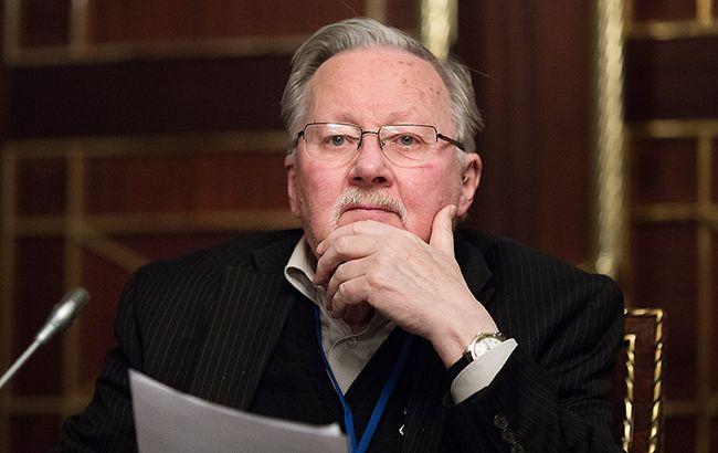 Витаутас Ландсбергис: Сейчас никто не может чувствовать себя в безопасности