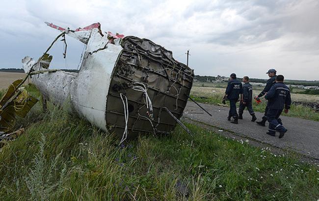 Фото: у слідстві по МН17 100 підозрюваних