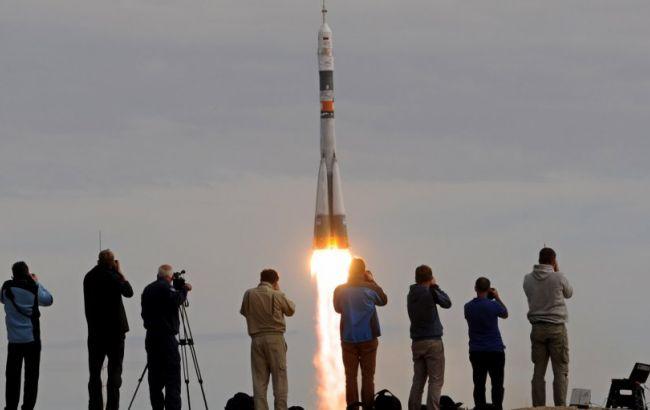 Фото: запуск космической ракеты
