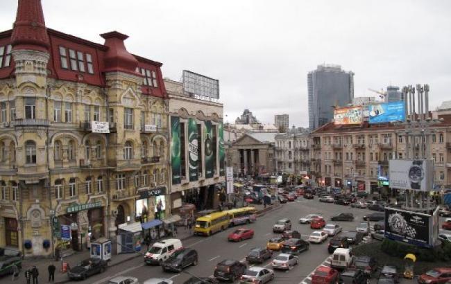 Міліція не знайшла вибухівки на площі Льва Толстого в Києві