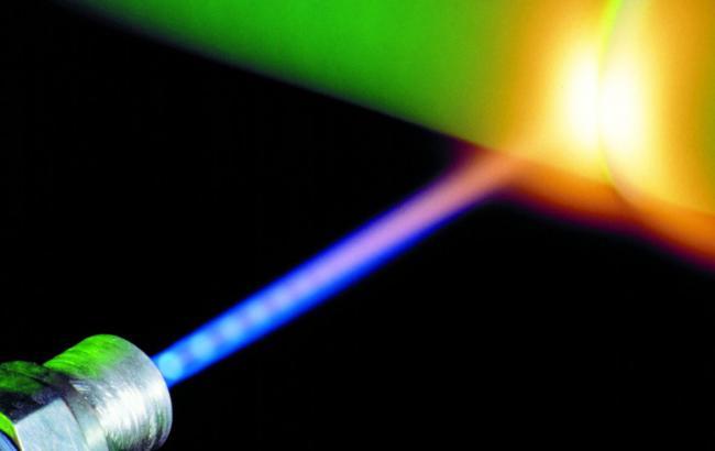 Фото: самый крупный лазер в мире сгенерировал первый луч