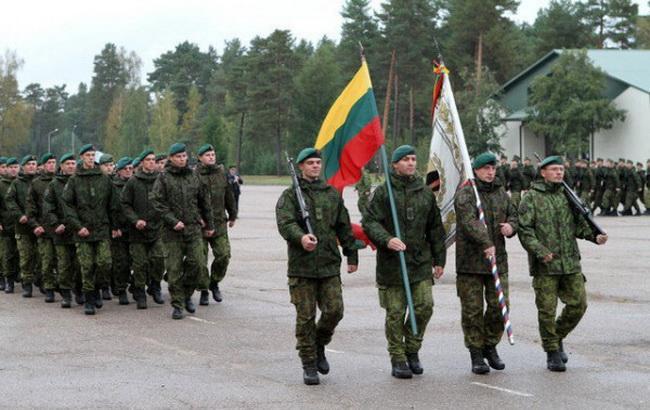 Фото: Вооруженные силы Литовской Республики (lrytas.lt)