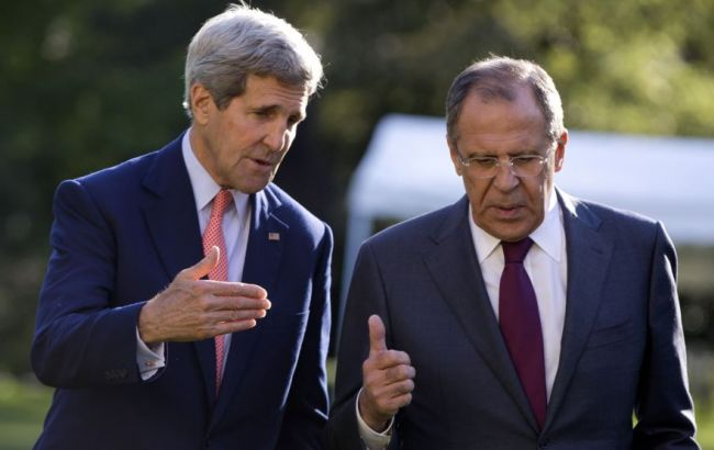 Лавров и Керри на встрече в Женеве обсудили ситуацию в Украине