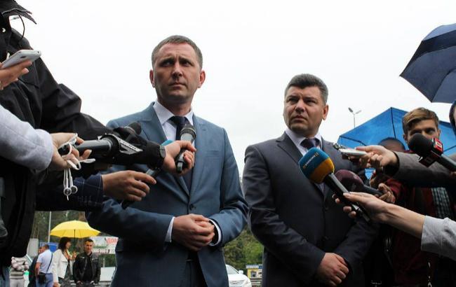 Фото: заместитель министра инфраструктуры Украины Юрий Лавренюк (пресс-служба МИУ)
