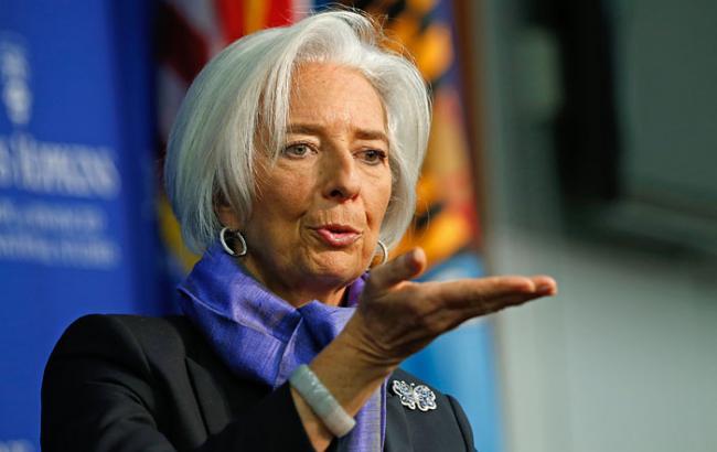 МВФ схвалив виділення Україні чергового траншу в 1,7 млрд дол