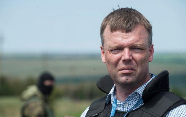 ОБСЕ: Хуг хочет провести встречу сглавами ДНР иЛНР