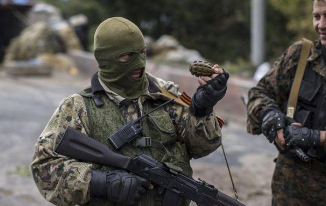 Фото: бойовики ДНР