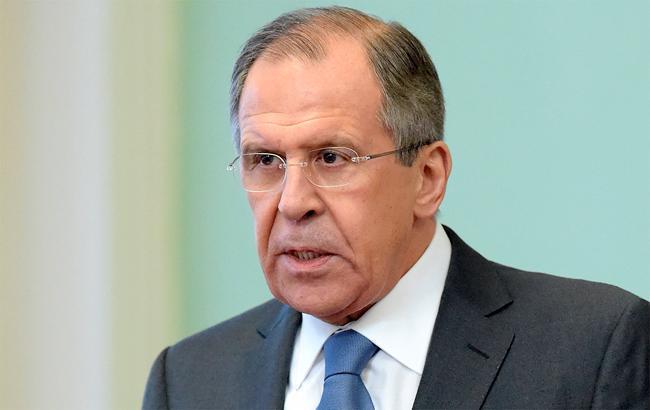 Москва приведет кпаритету условия работы русских  иамериканских дипломатов— Сергей Лавров