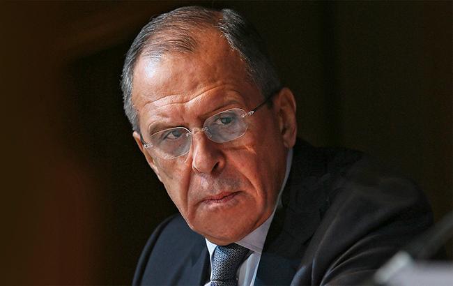 Лавров відчитав іноземних журналістів