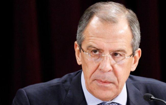 """Фото: Лавров заявив, що """"нормандська четвірка"""" має нести відповідальність за виконання мінських угод"""
