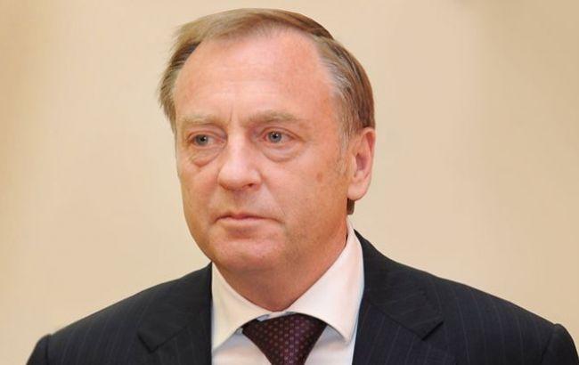 Фото: екс-міністр юстиції України Олександр Лавринович