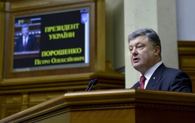 Порошенко: в Україні знаходяться 9 тис. російських військових
