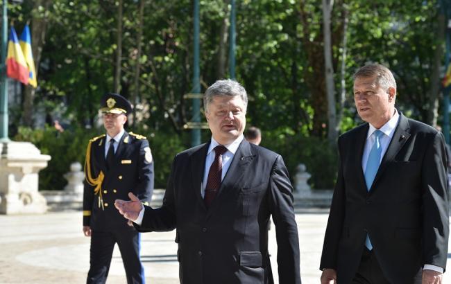 Україна і Румунія можуть створити спільну з Болгарією бригаду